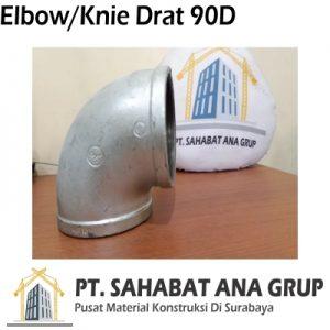 ELBOW / KNIE DRAT 90D
