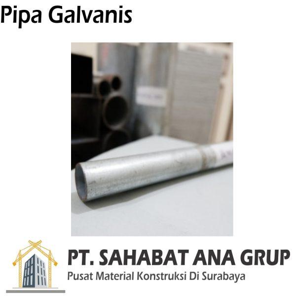 PIPA BESI GALVANIS