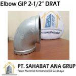 Elbow GIP 2-1 2 Inch DRAT