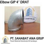 Elbow GIP 4 Inch DRAT
