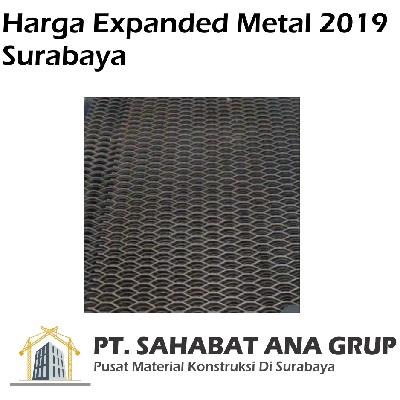 Harga Expanded Metal 2019 Surabaya