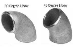 elbow 90 dan 45